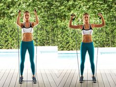 Tone Your Way to a Bikini Body With the ABC Workout