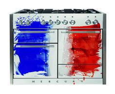 Le Mercury by Falcon supporte l'équipe de France!