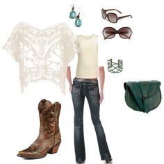 What to wear with my new boots!