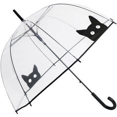 Cat umbrella - a perfect gift for cat lovers #CatClothes #CatAccessories