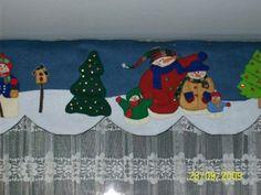 Blog de litaangoabelard Christmas Sewing, Christmas Love, Christmas Goodies, Christmas Crafts, Christmas Decorations, Christmas Ornaments, Holiday Decor, Country, Christmas Stockings
