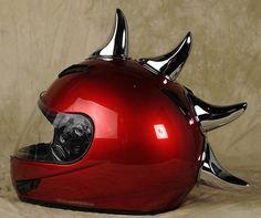 3d helmet decoration