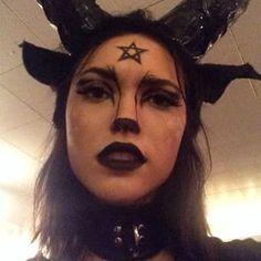 baphomet costume - Google Search