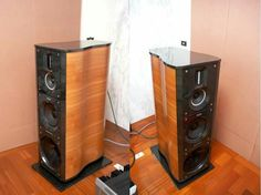 "Pass Labs the "" Rushmore "" loudspeaker system"