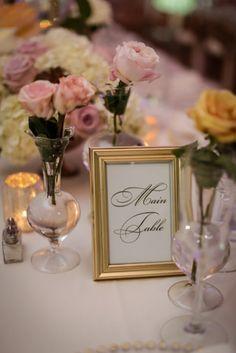 I love the simplicity of garden roses in pretty vases. Clark Walker, Aurora Inn, Stacy K Floral wedding