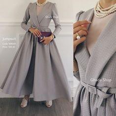 Sold Out! - Tesettür Kaban Modelleri 2020 - Tesettür Modelleri ve Modası 2019 ve 2020 Abaya Fashion, Muslim Fashion, Modest Fashion, Fashion Dresses, Hijab Casual, Casual Chique, Modest Outfits, Skirt Outfits, Estilo Abaya