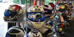 Los cascos HJC y otros cascos para moto