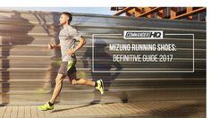 Mizuno Running Shoes: Definitive Guide 2017