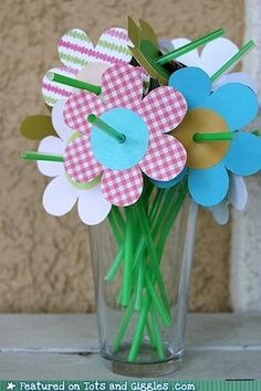 A Cute little afternoon project idea for the younger kiddies