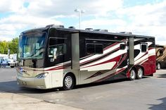 2013 Tiffin Motor Homes Phaeton 42LH Class A Motorhome: 800-628-4889