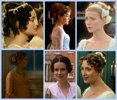 Regency Period hair. Elegance of Fashion: Wednesday: Guest Post by Melody and Miss Laurie - Historic Hairstyles - Period Drama Fashion Week