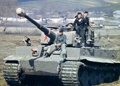 BE_Panzer VI Tiger tank
