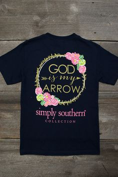 God Is My Anchor Tee | Simply Southern