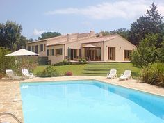 Stunning architect designed luxury villa, large pool near Ceret, amazing views!Holiday Rental in Ceret from Architect Design, Home And Away, Luxury Villa, Ideal Home, Vacation, Amazing, Outdoor Decor, Holiday, Travel