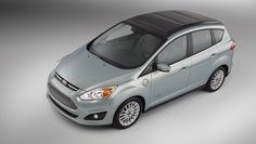 Ford exibe carro solar