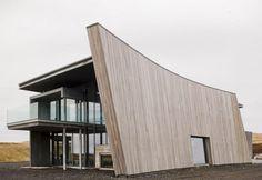 house in Iceland: designed by Gudmundur Jonsson