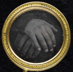 Abolitionist Button. 1840s-50s. This daguerreotype with an abolitionist motif may be one of the first political buttons made in America to incorporate a photograph. Believe...