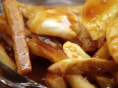 Chuck's Awesome Poutine Recipe : Chuck Hughes : Recipes : Cooking Channel