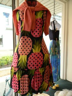 Merrimekko sun dress