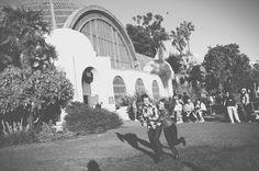 Vis Photography   Balboa Park engagement pictures.  San Diego.