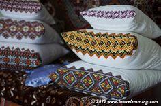 Ukrainian handmade pillows