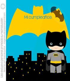 155 Mejores Imágenes De Invitaciones Super Heroes