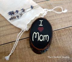 Funny magnet remember to text your mother mothers day gift for i heart mom wood magnet easter gift mothers by thechickenstudio negle Choice Image