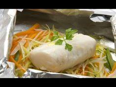 Receta de pescado al papillote - Karlos Arguiñano - YouTube Food Menu, Fresh Rolls, Catering, Cabbage, Turkey, Healthy Recipes, Vegetables, Ethnic Recipes, Channel
