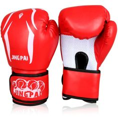 746d6ca7d 2016 new PU leather 10 oz adult male female men women sandbag glove  professional fighting boxing gloves luvas de boxe muay thai