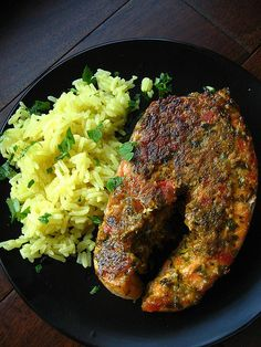 Salmon Chermoula | Flickr - Photo Sharing!