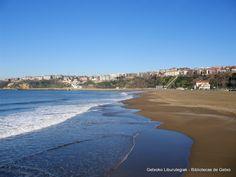 Ereagako hondartza / Playa de Ereaga, 2006 (Foto cedida por ©Jon Peli Oleaga)