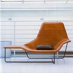 Zanotta Lama Lounge Chair By Ludovica And Roberto Palomba
