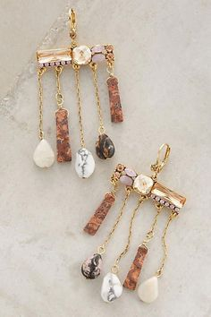 Munari Earrings - anthropologie.com