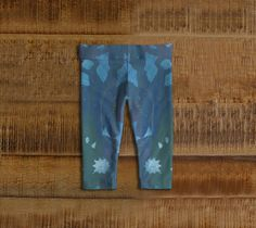 Leggings made for babies and toddlers from an original monotype. Specialty…