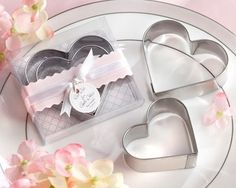 Heart Cookie Cutter Favours