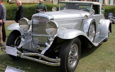1929 Duesenberg J Murphy Convertible Coupe