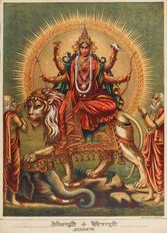 233 Best Jai Durga Maa For Watsapp photos by lakshitaaggarwal Durga Kali, Shiva Shakti, Durga Goddess, Durga Puja, Indian Gods, Indian Art, Navratri Images, Buddha, Divine Mother