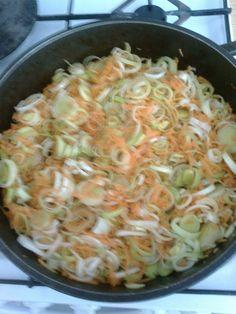Lahodná pórovo-mrkvová polievka (fotorecept) - obrázok 1