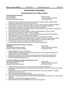 best government resume samples are you thinking about applying for a job in government the strategies for writing great government resume are different