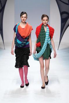 Issey Miyake: When fashion meets mathematics