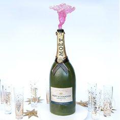 Champagne Bottle Cake Tutorial – Sugar Geek Show Champagne Cake, Champagne Brunch, Cakes Without Fondant, Bottle Cake, Create A Cake, 40th Birthday Cakes, Isomalt, Sugar Candy, Moet Chandon