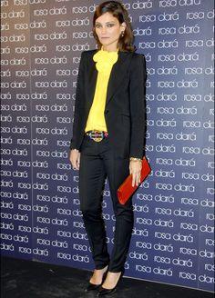 Laura Ponte marca estilo - El estilo de... - Todo sobre la moda de las celebrities - Elle - ELLE.ES