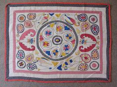 Kantha from Bengal.... worth having a look.. feel..