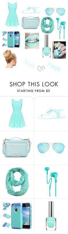 """""""For ma bff"""" by mynameisyaya ❤ liked on Polyvore featuring Kate Spade, Vince Camuto, Victoria Beckham, ModestlyChic Apparel and Merkury Innovations"""
