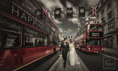 Red Love=London by Keda.Z Feng on 500px