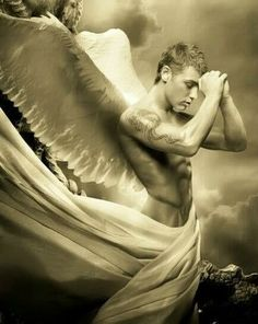 Beautiful colorful pictures and Gifs: Dark Angels Photography. Dark Angels, Fallen Angels, Male Fallen Angel, Blue Angels, Fantasy Anime, Sci Fi Fantasy, My Demons, Angels And Demons, Angels Blood