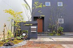 青森県八戸市のガーデニング、エクステリア、造園、外構工事のみちのく庭園