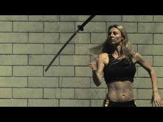 Stella Angelova Super slow motion