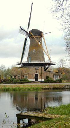 Geervliet - Bernisse molen (1851)