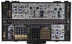 Make Noise Shared System with CV Bus - wish I had just started here